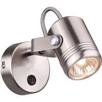 3627/1W Odeon Light Спот Flexi Mini, 1 плафон, никель